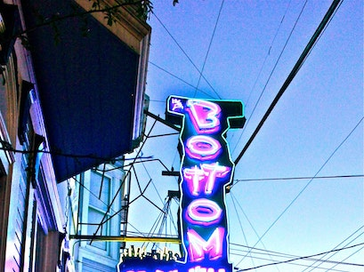 Bottom of the Hill San Francisco California United States