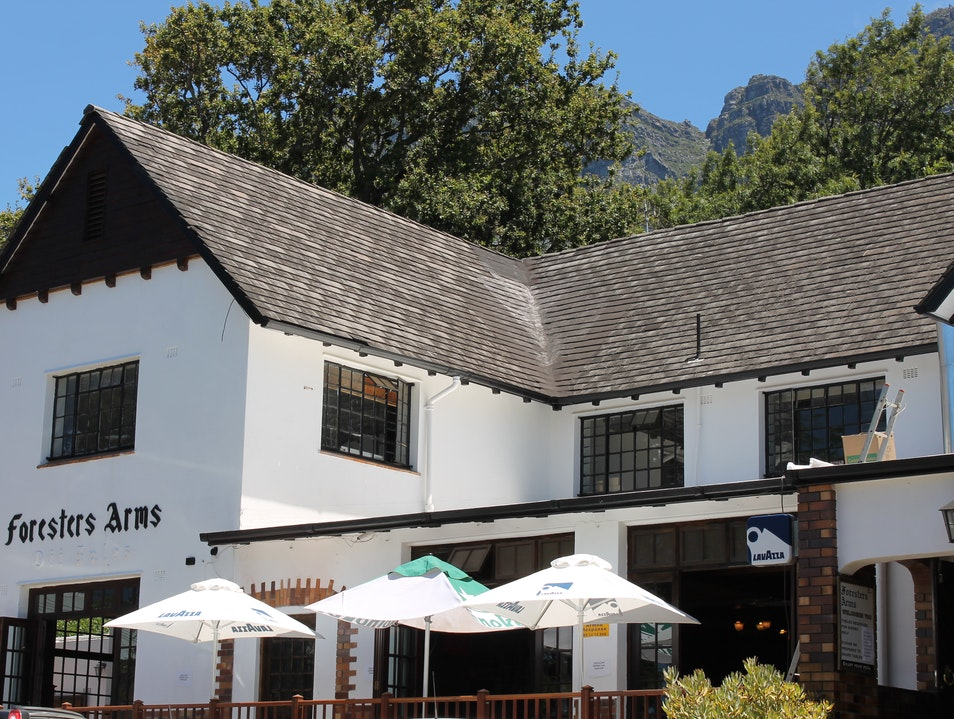Grab a Pint at a Historic South African Pub Cape Town  South Africa