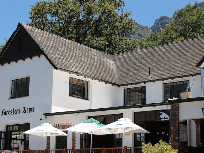 Grab a Pint at a Historic South African Pub