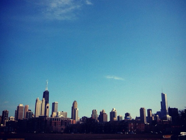Chicago Sunshine