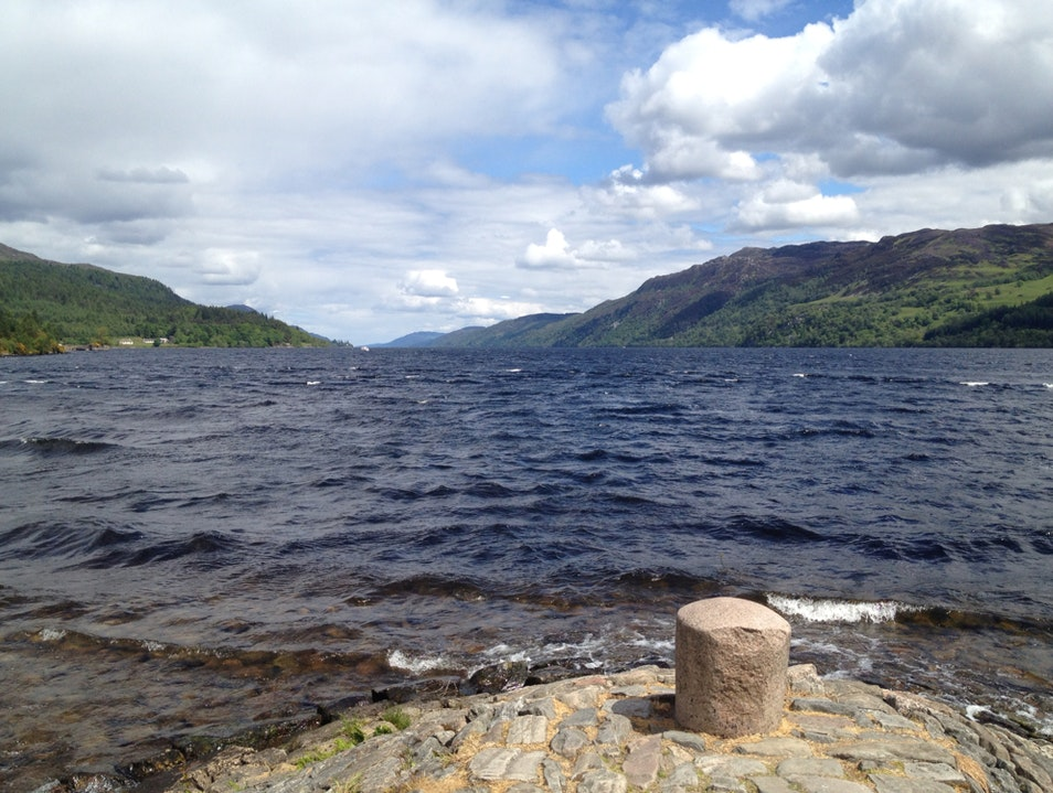 Loch Ness, Scotland Fort Augustus  United Kingdom