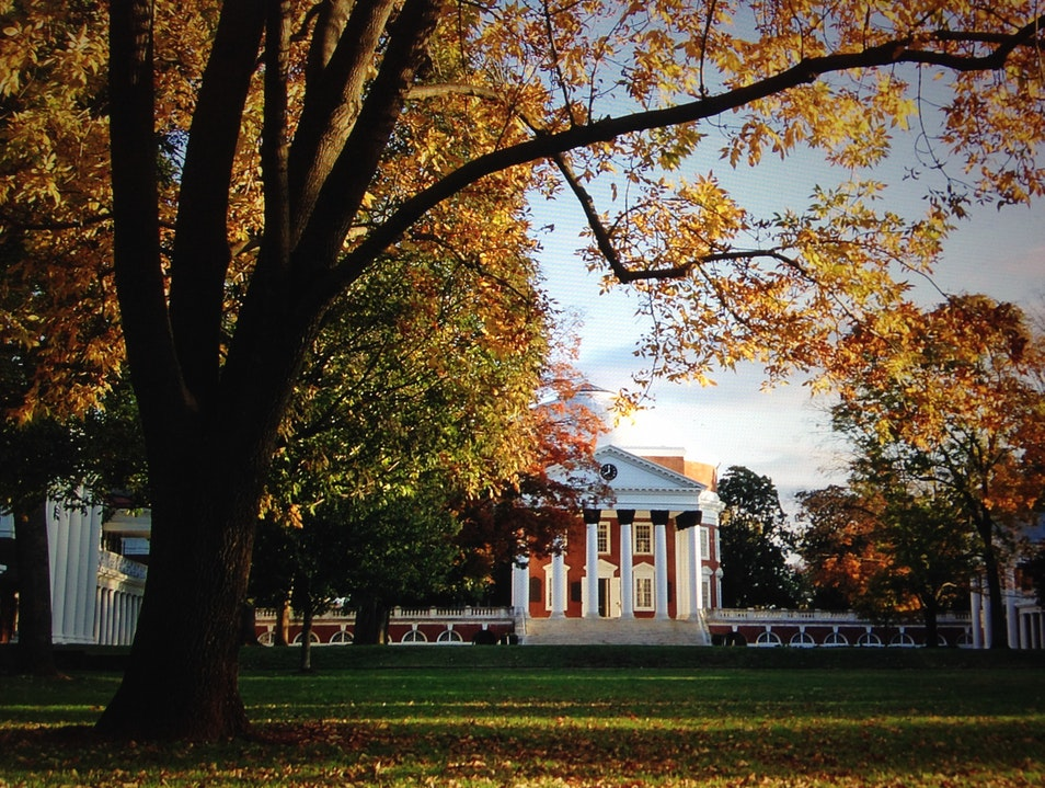 UVA: Jefferson's Masterpiece Charlottesville Virginia United States
