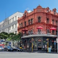 Shakespeare Hotel & Brewery Auckland  New Zealand