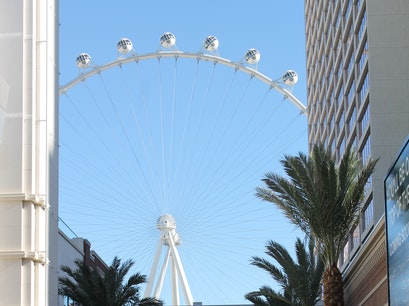 The LINQ Las Vegas Nevada United States
