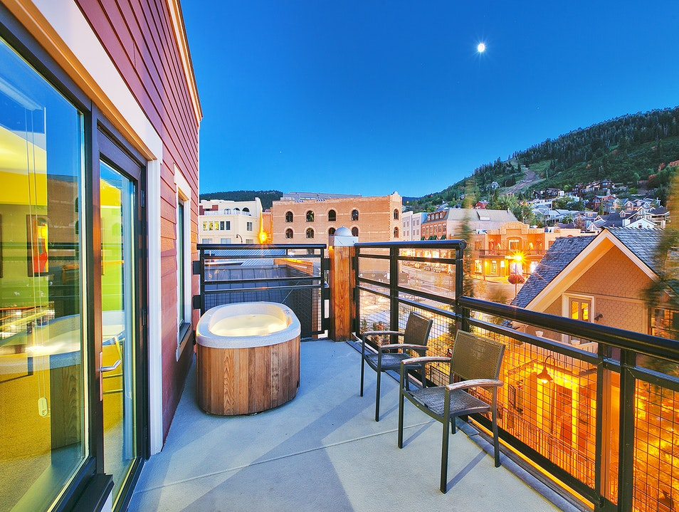 Main & Sky Park City Utah United States