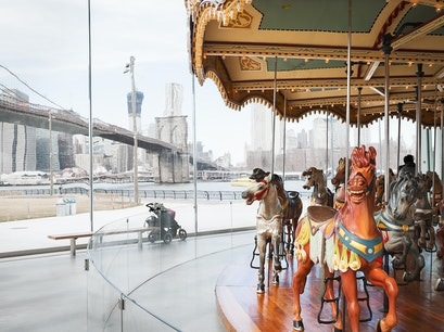 Jane's Carousel Brooklyn New York United States