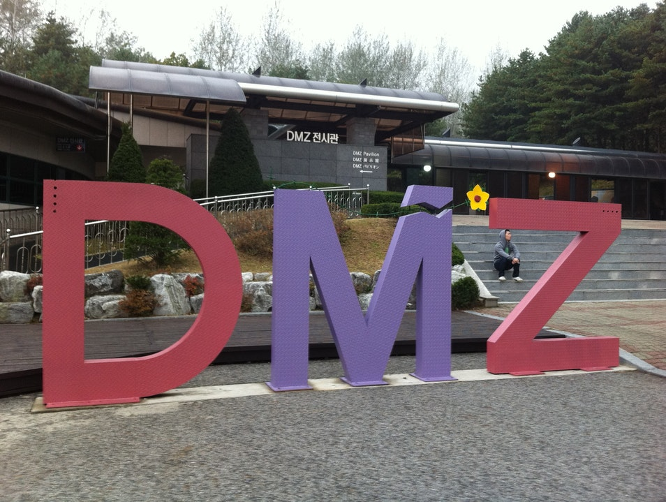 Crossing the 38th Parallel: A Day at the DMZ Paju-si  South Korea