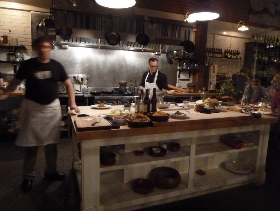 Sip & Share at Sitka & Spruce