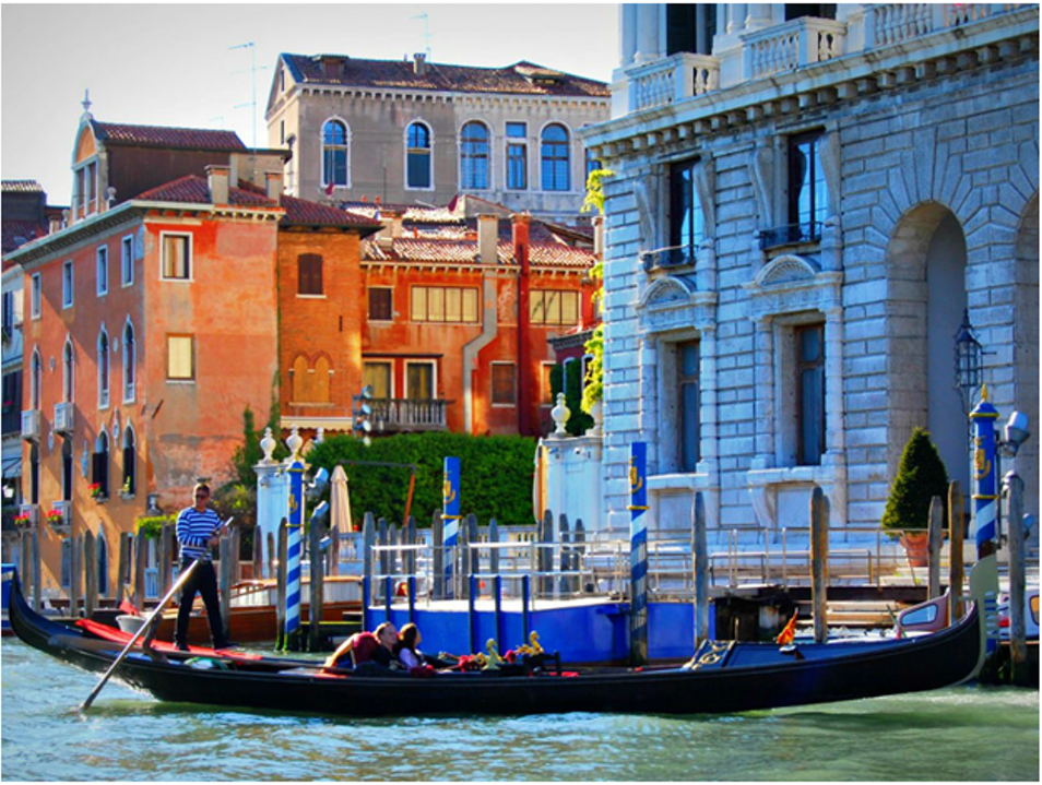 A Slow Boat to Venice