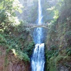 Multnomah Falls Overlook
