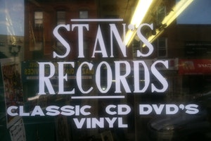 Stan's Square Records