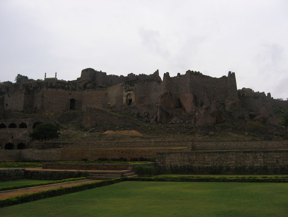 Galconda Fort