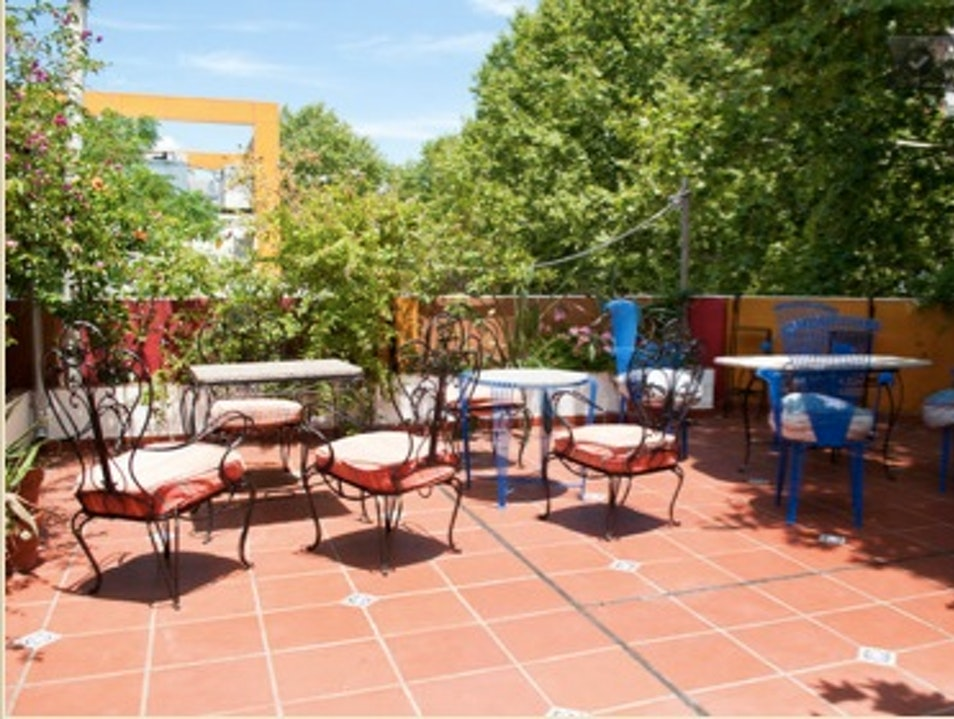 The services of a boutique hotel, the pricetag of a B&B Buenos Aires  Argentina