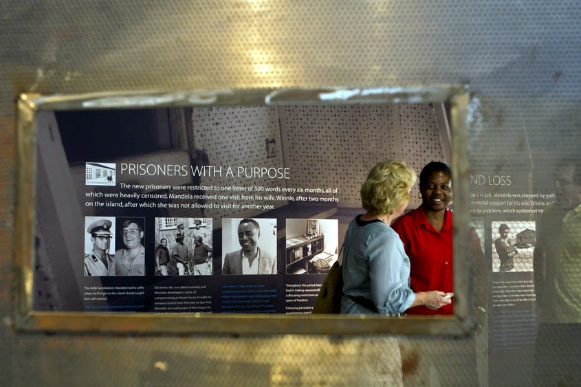The Apartheid Museum in Johannesburg is an essential stop along South Africa's Madiba Legacy tourism route.