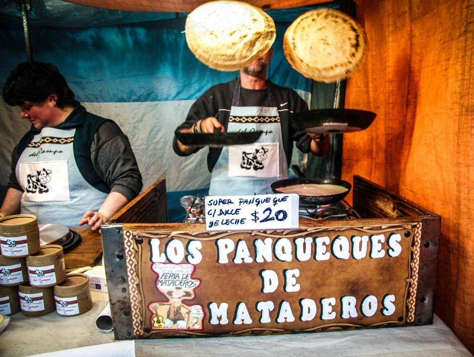 Sink Your Teeth, Bourdain-Style, Into the City's Lesser-known Food Scene Buenos Aires  Argentina