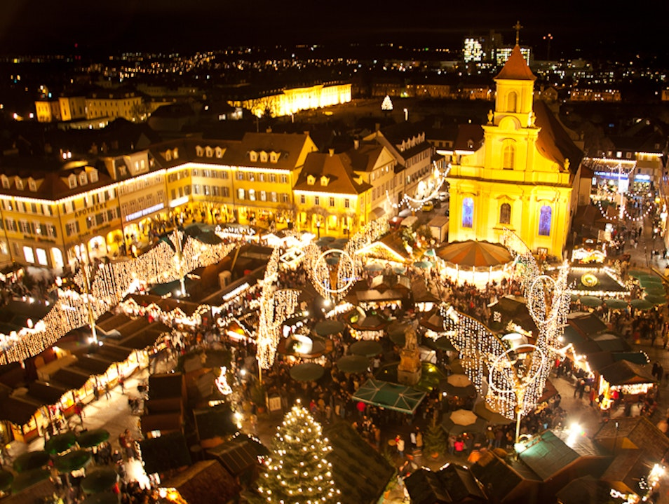 German Christmas Market will Bring you Back in Time Ludwigsburg  Germany