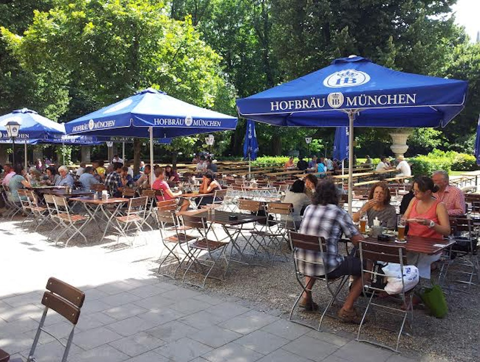 Draft Beer, Music, and a Great Location Munich  Germany