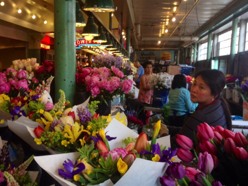 Locally Grown Bouquets Seattle Washington United States