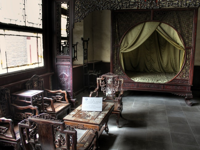 Get a Glimpse of China's Turn-of-the-Century Wealth