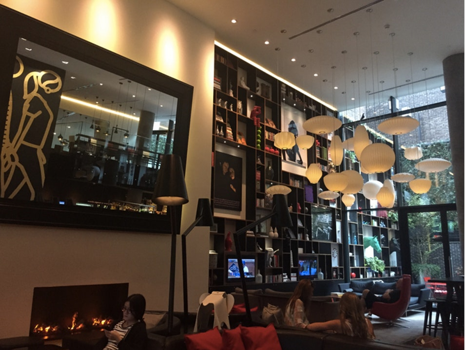 citizenM is the Virgin of pod hotels New York New York United States