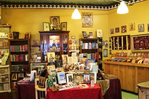 Monk's Rock Coffeehouse and Bookstore