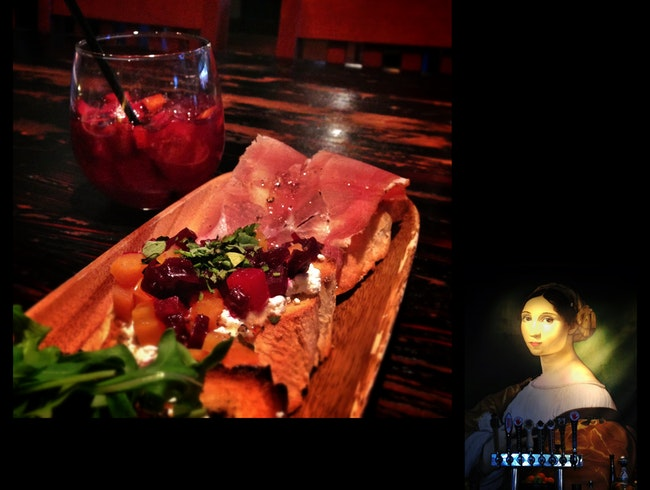 For Bruschetta and Sangria in Tempe...