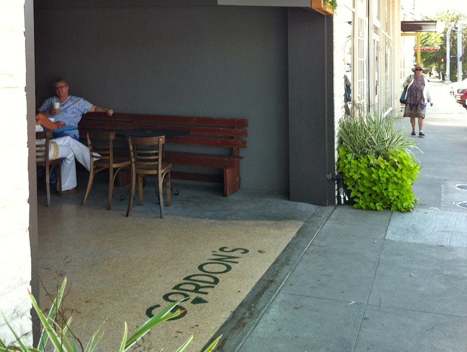 Have a Locally Roasted Coffee at Boomtown
