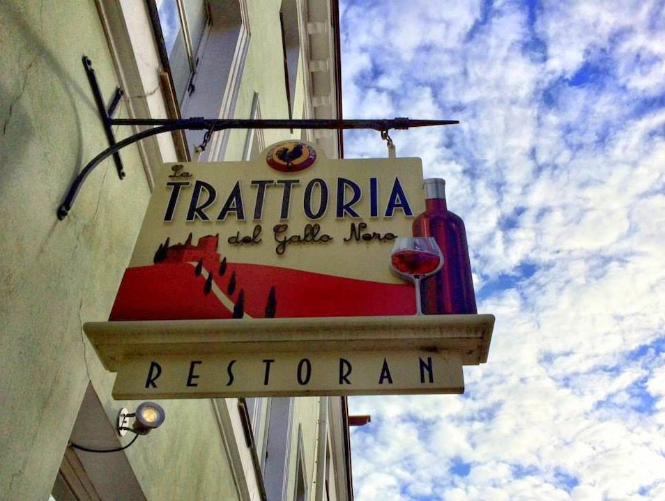 Delicious Italian Food in the Old Town