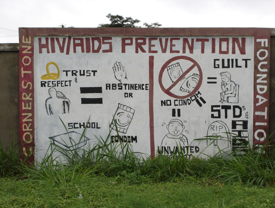 Unlikely Art: Public Service Announcement San Ignacio  Belize