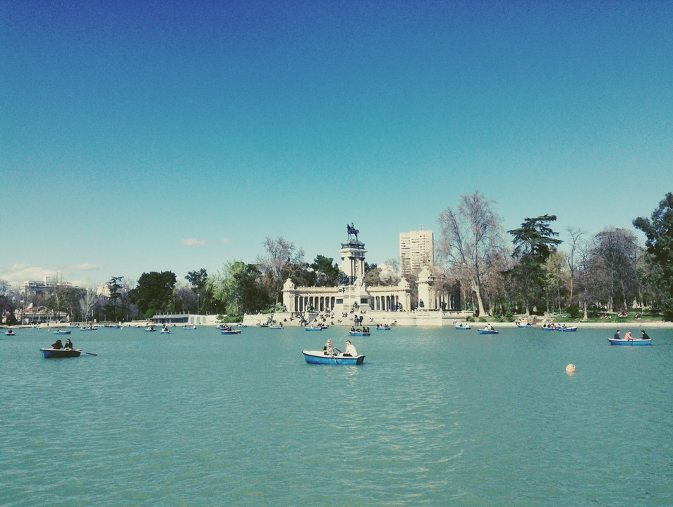 Leisure in the Heart of Madrid