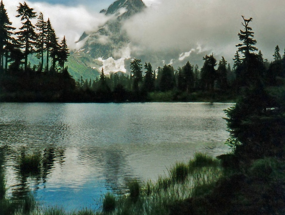 Mt. Shuksan: mistaken identity Deming Washington United States