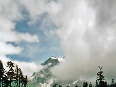 Mt Shuksan Deming Washington United States