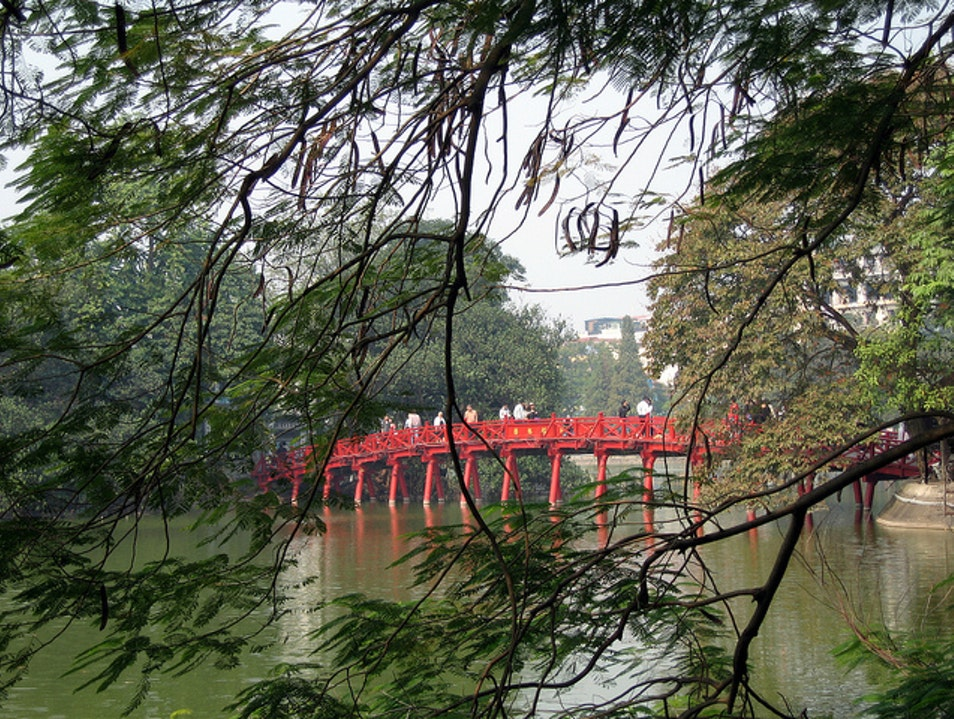 Hanoi's Most Visited Temple