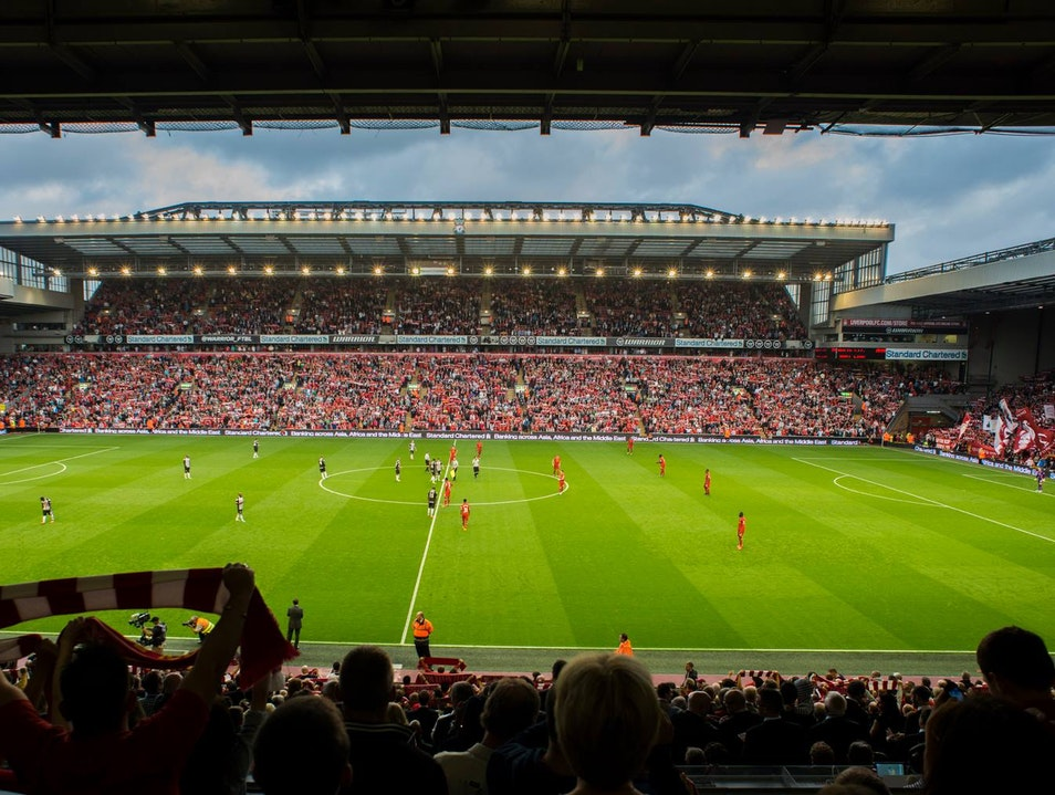 Catch A Football Match in Liverpool Liverpool  United Kingdom