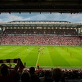 Anfield Liverpool  United Kingdom