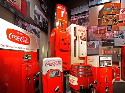 World of Coca-Cola Atlanta Georgia United States