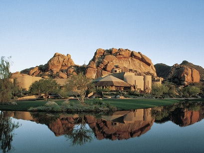 The Boulders Scottsdale Arizona United States