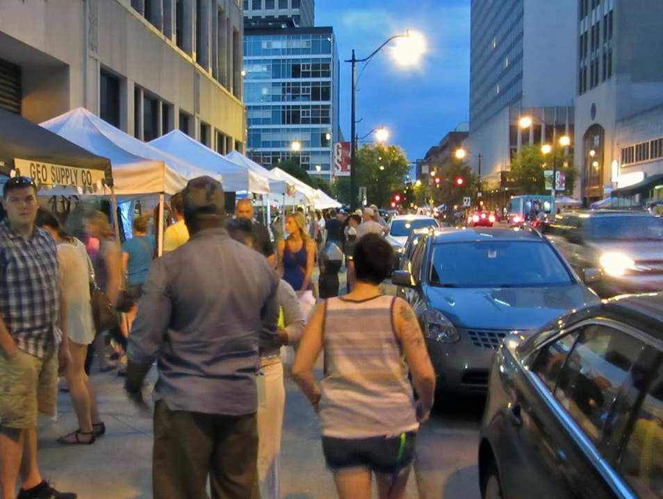 Moonlight Market Columbus Ohio United States