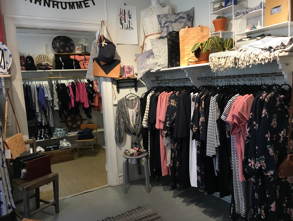 Clothes Inspired by Island Life Gothenburg  Sweden