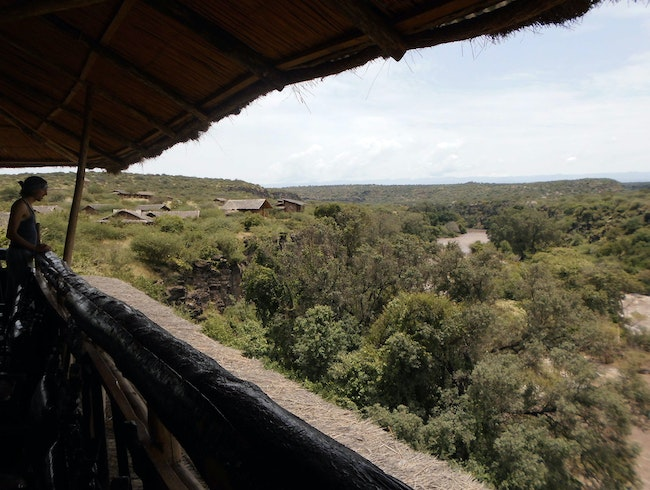 Finding peace in nature in central Ethiopia
