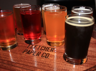 Fletcher Street Brewing Company Alpena Michigan United States