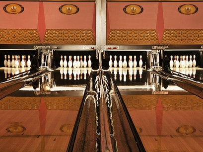 Mid City Lanes Rock 'n' Bowl New Orleans Louisiana United States