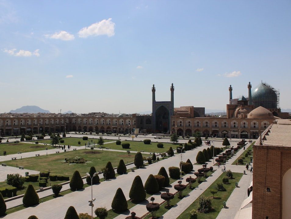 See Iran with Wild Frontiers Tehran  Iran