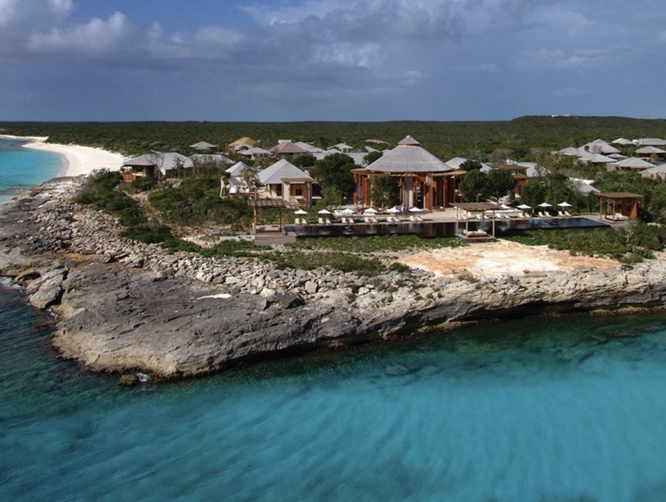 A-List Pampering at Amanyara  Wheeland Settlement  Turks and Caicos Islands
