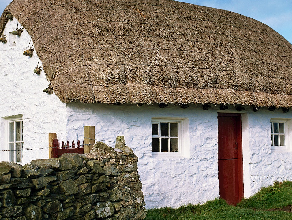 National Folk Museum, Cregneash   Isle of Man