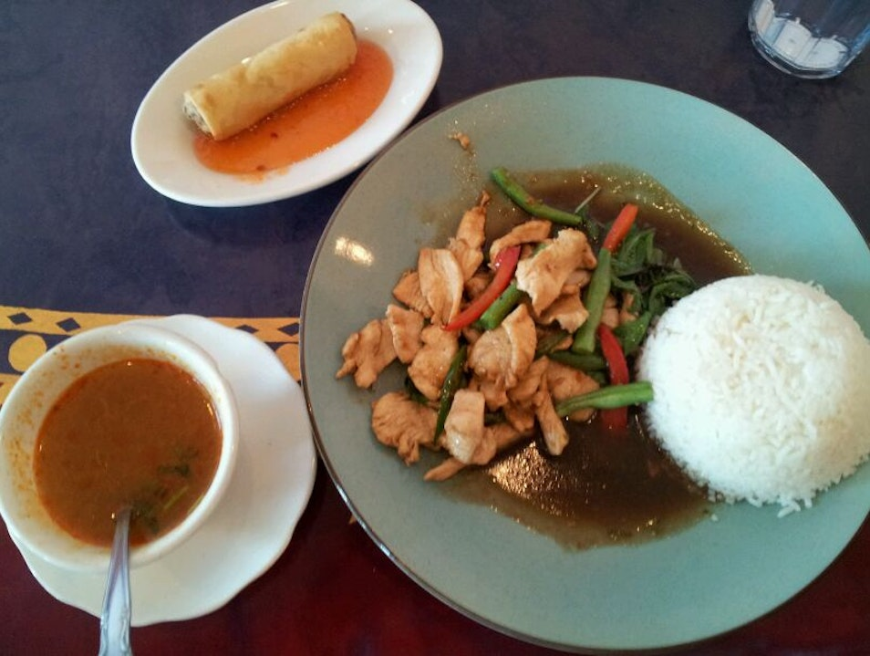 Feast on Thai Cuisine Herndon Virginia United States