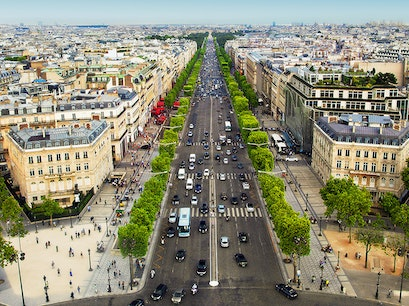 Champs-Élysées Paris  France