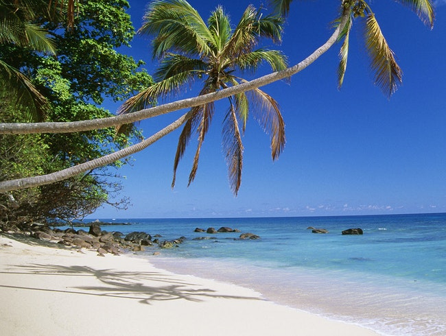 Dravuni Island Beaches