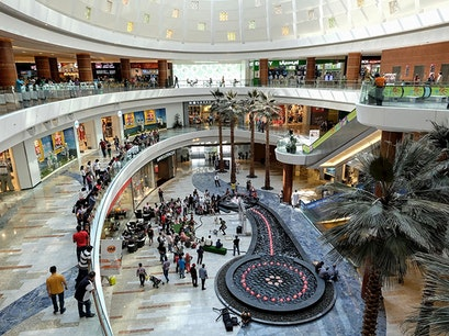 Al Ghurair Centre Dubai  United Arab Emirates
