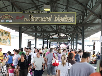 City Market Kansas City Missouri United States
